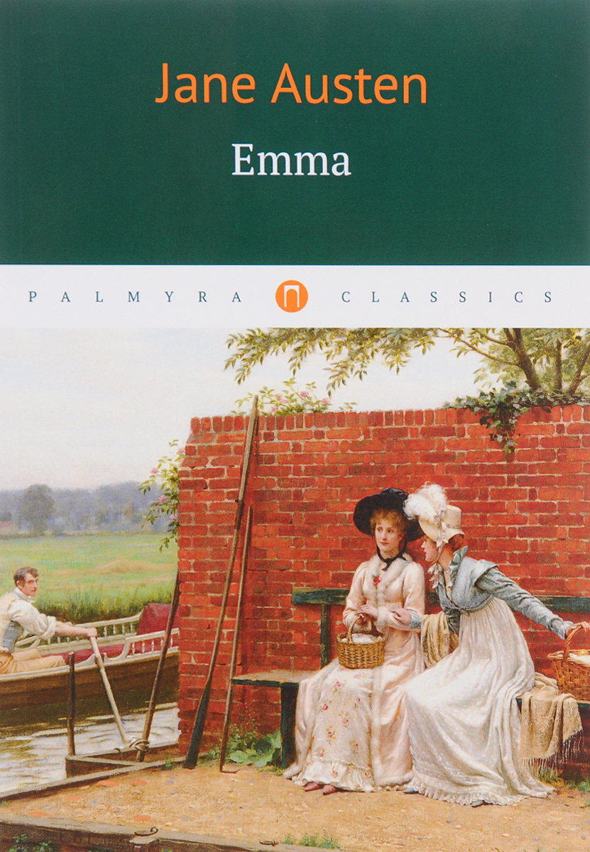 Jane Austen Emma the comedy about a bank robbery london