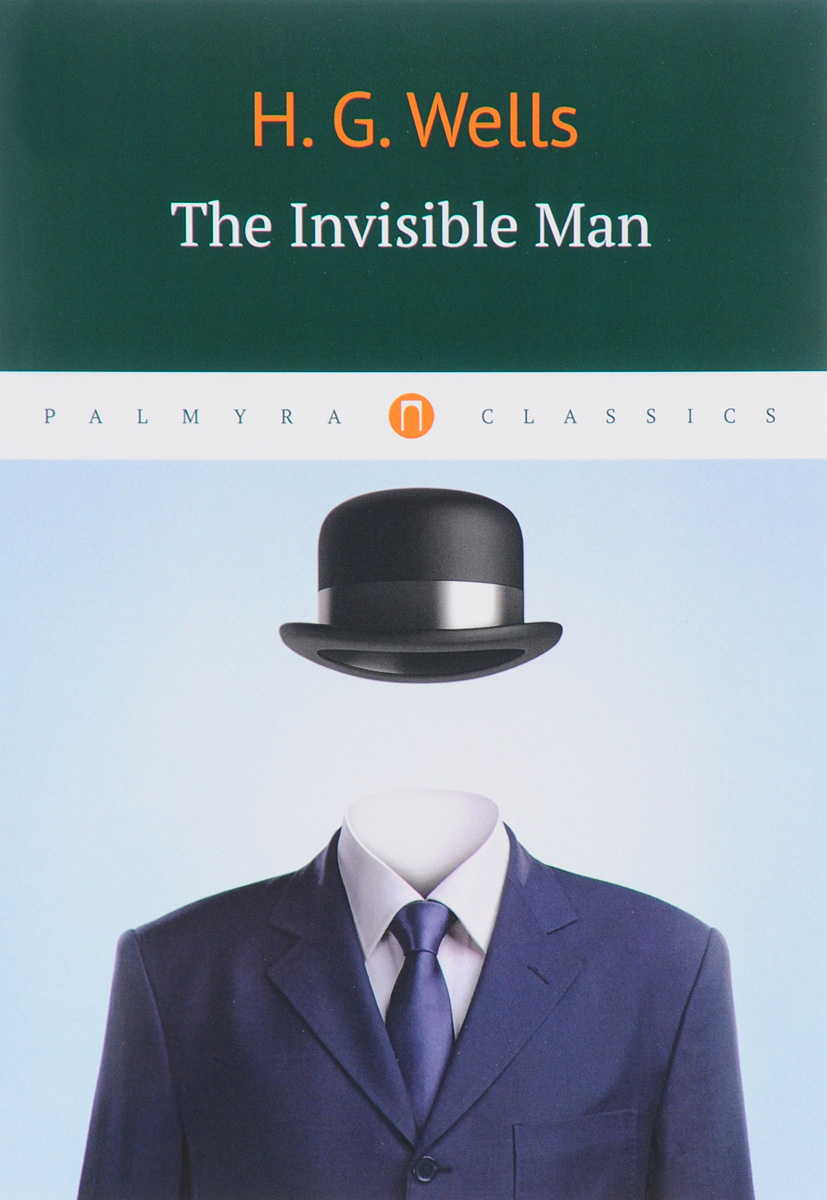 H. G. Wells The Invisible Man mrpre invisible man the cd