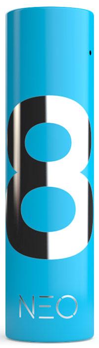Rombica Neo X8 внешний аккумуляторPLB-L18650Rombica Neo X8 представляет собой перезаряжаемый литий-полимерный аккумулятор типоразмером 18650. Стабильное выходное напряжение 3,7 B во время всего цикла разряда. Быстрая зарядка без эффекта памяти, без использования специализированного зарядного устройства. Зарядка возможна от любого USB-порта (ПК, универсальные зарядные устройства, портативные аккумуляторы).