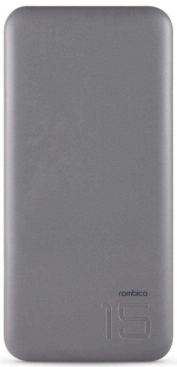 Rombica Neo EX150 внешний аккумуляторEX-00150Внешний аккумулятор Rombica Neo EX150 заряжает большинство мобильных устройств: смартфоны, планшеты, плееры, цифровые камеры и многое другое. Легкий и компактный источник энергии у вас в кармане! Оборудован батареей большой емкости, что позволяет в условиях отдаленности от электрических сетей, продлить использование мобильных устройств. Множественная система защиты для безопасной зарядки устройств.