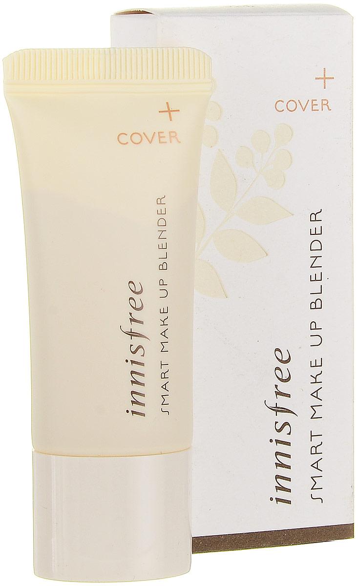 Innisfree Smart Make Up База-блендер под макияж (выравнивающая), 15 мл innisfree smart make up база блендер под макияж выравнивающая 15 мл