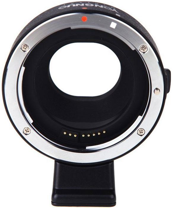 YongNuo переходное кольцо EF-EOS M (Canon EF - Canon EOS M) с автофокусом canon ef eos m