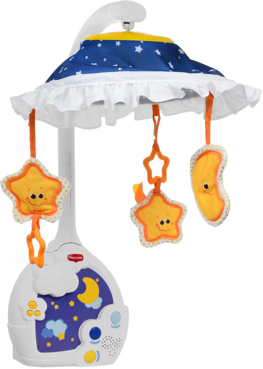 Tiny Love Музыкальный мобиль Звездная ночь - Игрушки для малышей