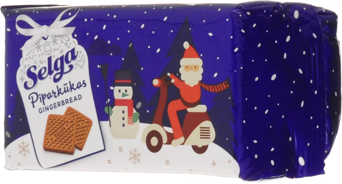 Laima Селга Пипаркукас новогоднее печенье, 180 г laima ассорти с ягодными начинками 210 г