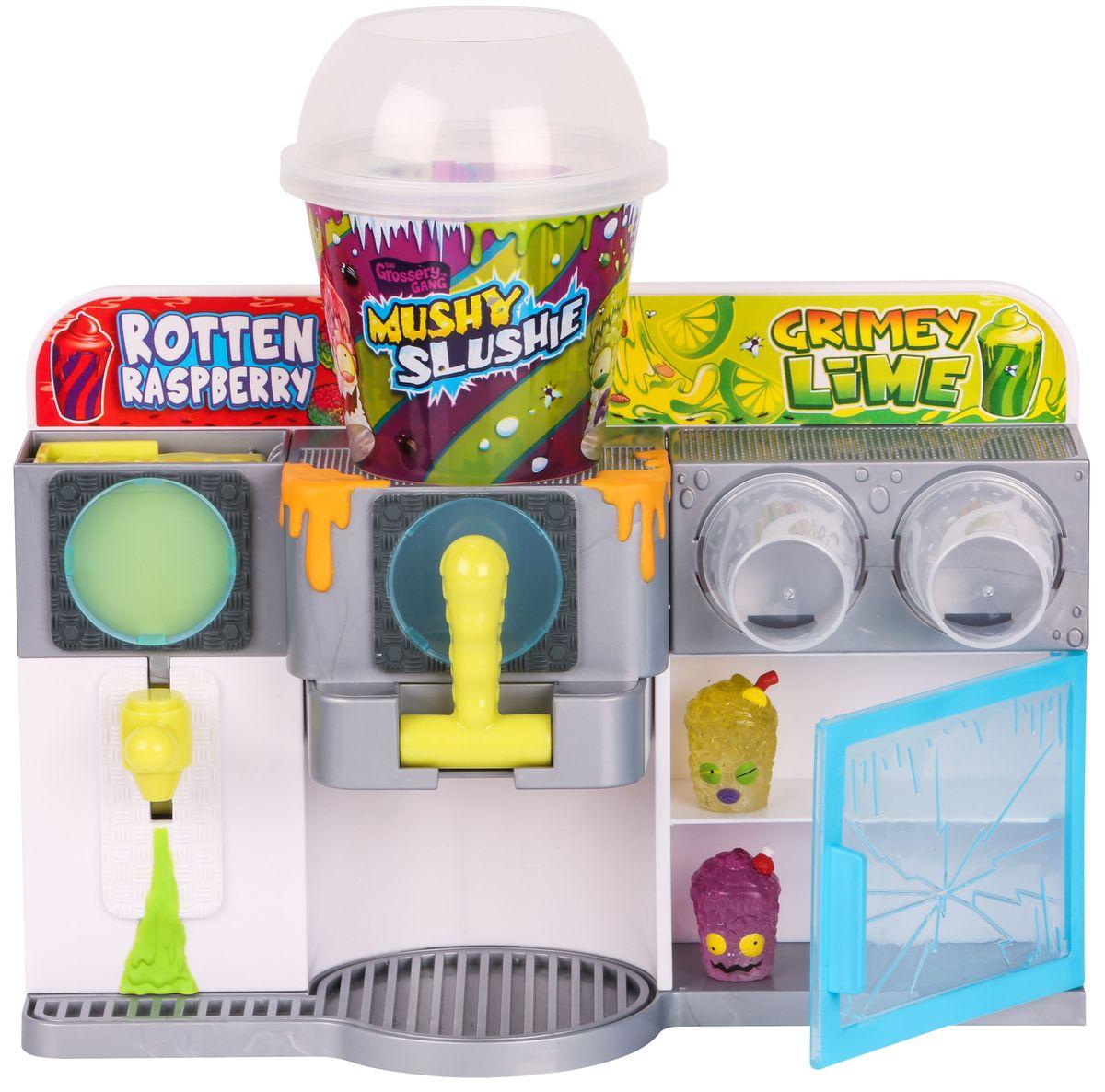 Grossery Gang Игровой набор Машина для приготовления коктейлей цена 2017
