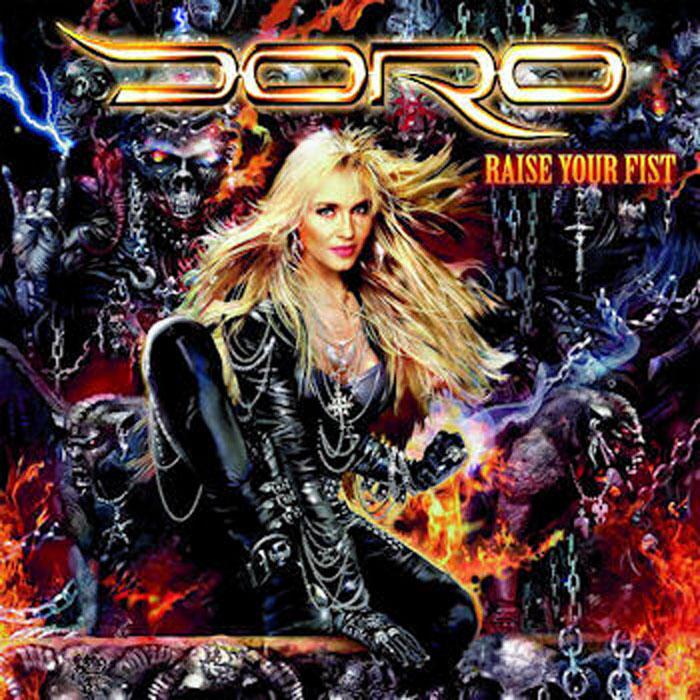 Doro Doro. Raise Your Fist doro doro a whiter shade of pale