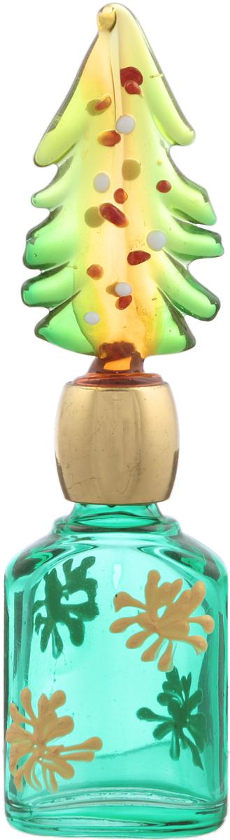 Murano! Флакон для духов. Муранское стекло, золочение, ручная работа. Murano, Италия (Венеция) бокалы из муранского стекла в киеве