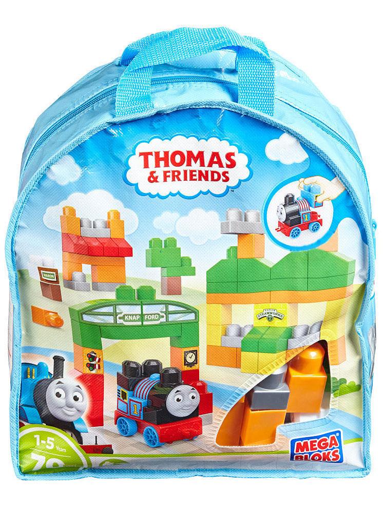 Mega Bloks Thomas & Friends Конструктор Приключения на острове Содор mega bloks томас и друзья конструктор день рождения томаса