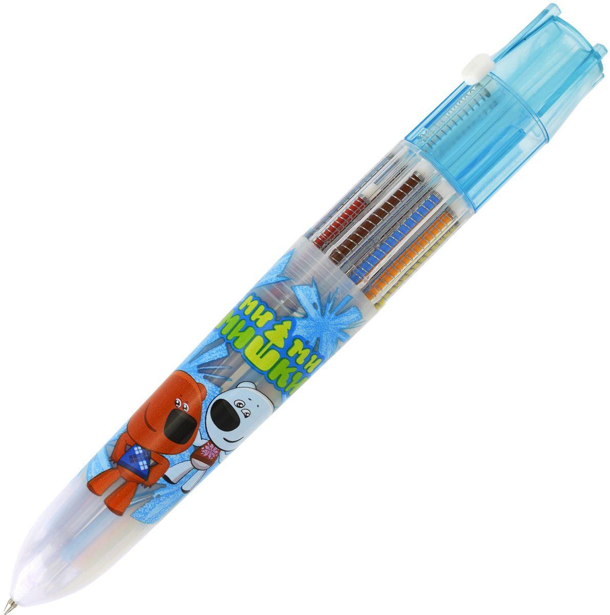 Action! Ручка шариковая Ми-Ми-Мишки 10 цветовFBP201/10/BШариковая ручка Action! Ми-Ми-Мишки предназначена для письма на бумаге. Имеет 10 цветов.