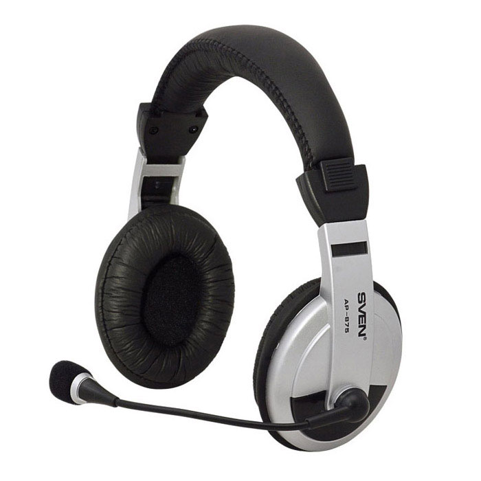 Sven AP-875 наушники с микрофоном - Офисные гарнитуры
