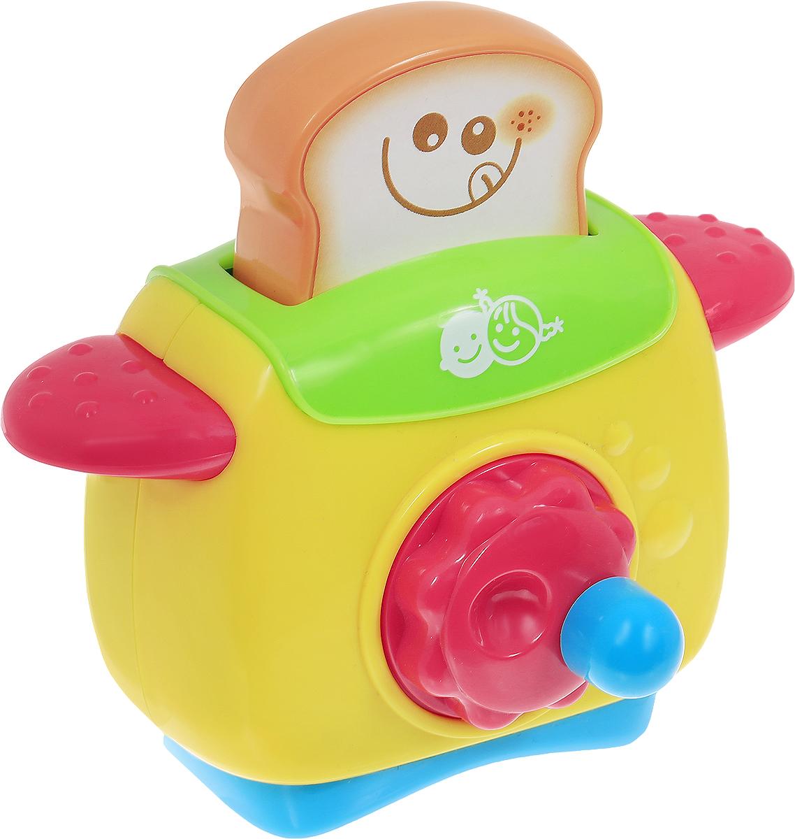 Playgo Развивающая игрушка Мой первый тостер игрушка электронная развивающая мой первый ноутбук