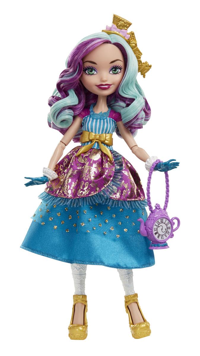 Ever After High Кукла Отважная принцесса Мэдлин Хэттер mattel mattel кукла ever after high мишель мермейд