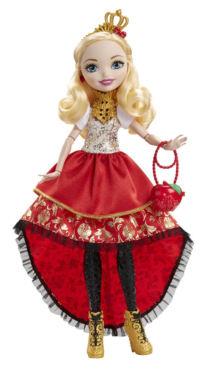 Ever After High Кукла Отважная принцесса Эппл Уайт mattel ever after high bbd52 эппл уайт