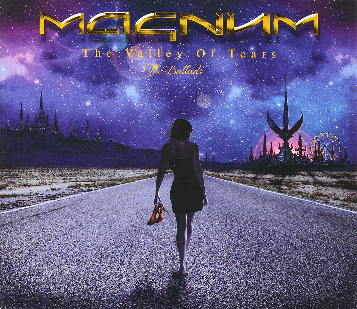 Magnum. The Valley Of Tears. The Ballads