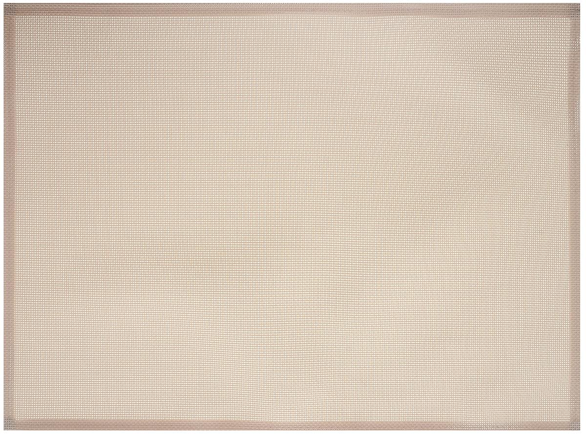 Салфетка сервировочная Tescoma Flair. Lite, цвет: бежевый, 45 x 32 см662030Элегантная салфетка Tescoma Flair Lite, изготовленная из прочной синтетической ткани, предназначена для сервировки стола. Она служит защитой от царапин и различных следов, а также используется в качестве подставки под горячее. После использования изделие достаточно протереть чистой влажной тканью или промыть под струей воды и высушить.Не мыть в посудомоечной машине, не сушить на батарее.Размер салфетки: 45 х 32 см.