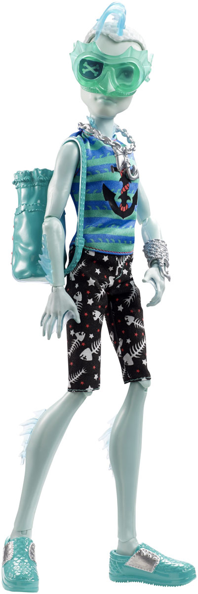 "Monster High Кукла Пиратская авантюра Гиллингтон ""Гил"" Уэббер"