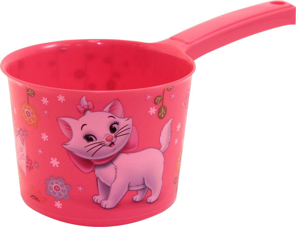 Disney Ковш детский цвет розовый 1,5 л