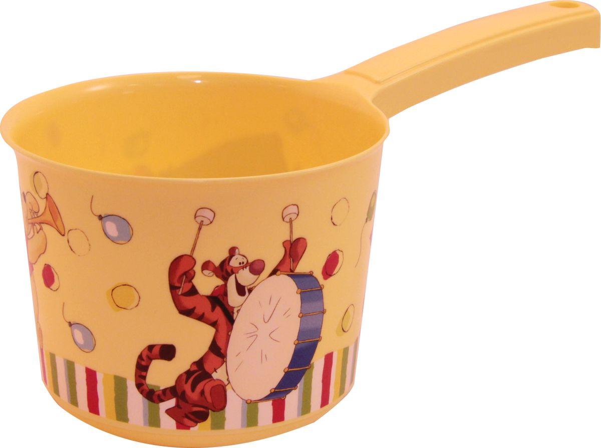 Disney Ковш детский цвет темно-желтый 1,5 л ковш 1 5 л discovery 916194