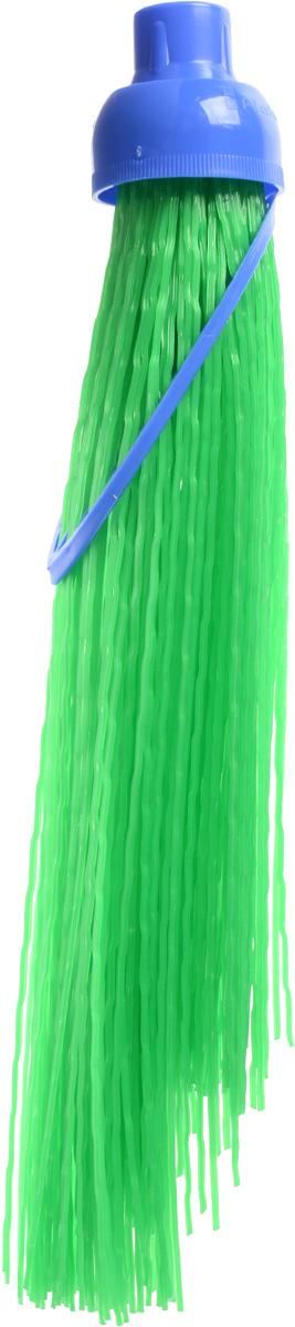 Метла садовая Skrab, круглая, без ручки, длина 47 см27032Садовая метла Skrab круглый год будет вам незаменимым помощником. Метла выполнена из износостойкого пластика с волнистым ворсом. Такой метлой легко подметать сухую и мокрую листву, снег, грязь и любой грубый мусор.Эта метла лишена такого неприятного недостатка обычных хозяйственных метел, как осыпание прутьев в процессе подметания.Покупка такой метлы - это еще и значительная экономия средств, поскольку она гарантированно прослужит вам несколько сезонов.Длина ворса: 40 см.Диаметр отверстия для ручки: 2,6 см.