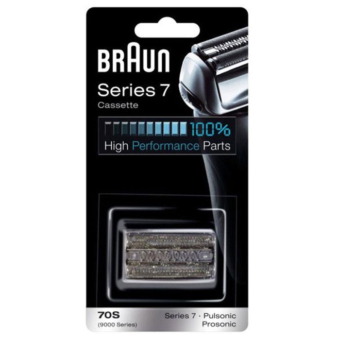 Braun 70S сетка + блок Series7 аксессуар braun сетка и режущий блок 52s