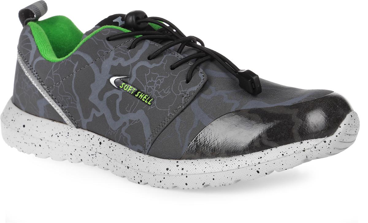 Кроссовки для мальчика Зебра, цвет: серый. 10987-10. Размер 4010987-10Кроссовки Зебра, выполненные из текстиля, оформлены оригинальным принтом и фирменной нашивкой. На ноге модель фиксируется с помощью эластичных шнурков со стоппером. Ярлычок на заднике облегчит надевание модели. Внутренняя поверхность выполнена из текстиля, комфортного при движении. Стелька выполнена из легкого ЭВА-материала с поверхностью из натуральной кожи и дополнена супинатором с перфорацией, который обеспечивает правильное положение ноги ребенка при ходьбе, предотвращает плоскостопие. Анатомическая стелька способствует правильному формированию скелета и анатомических сводов детской стопы, снижает общую усталость ног, уменьшает нагрузку на позвоночник, делает ходьбу ребенка легкой, приятной и комфортной. Подошва изготовлена из легкого и пластичного филона. Поверхность подошвы дополнена протектором.