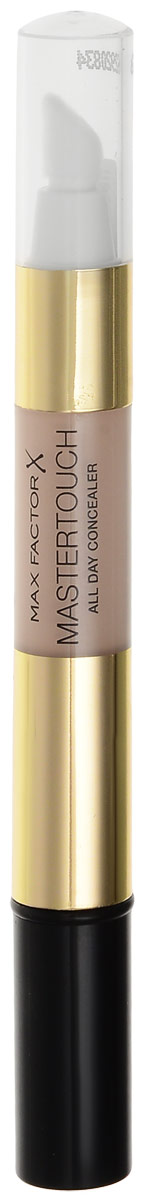 Max Factor Корректор Mastertouch Under-eye Concealer 306 тон fair 10 мл недорого