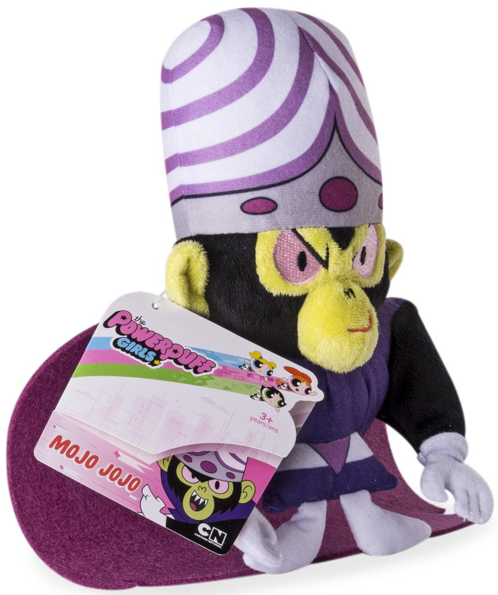 Powerpuff GirlsМягкая игрушка Моджо Джоджо 20 см Powerpuff Girls