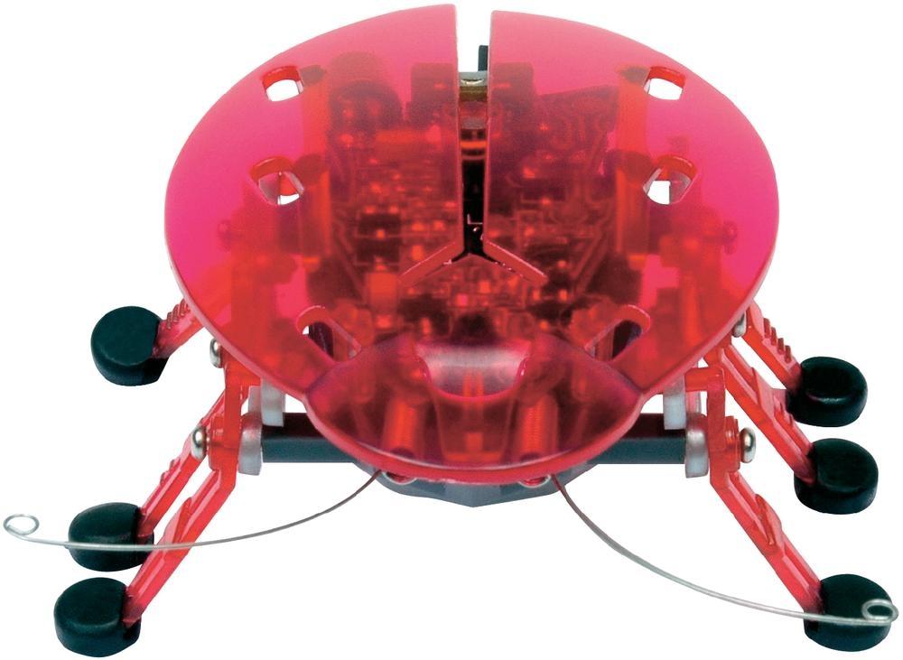 Hexbug Микро-робот Beetle цвет красный