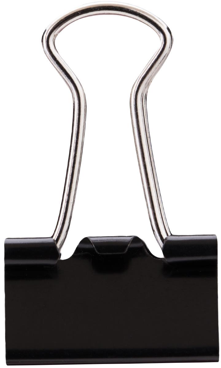 Deli Зажим для бумаг цвет черный ширина 15 мм 12 штE38566Зажим для бумаг Deli подходит для скрепления бумажных носителей.Зажим металлический с электрофоретическим покрытием, которое исключает возникновения царапин, ржавчин и разрушений. В упаковке 12 зажимов черного цвета.