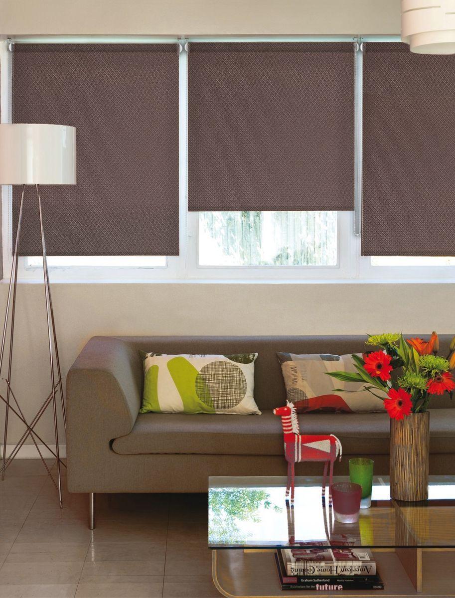 Штора рулонная Эскар Миниролло. Рояль, цвет: коричневый, ширина 115 см, высота 160 см304945115160Рулонными шторами Эскар Миниролло. Рояль можно оформлять окна как самостоятельно, так и использовать в комбинации с портьерами. Этопоможет предотвратить выгорание дорогой ткани на солнце и соединит функционал рулонных с красотой навесных. Для изготовления рулонныхштор используются ткани с различными рисунками и фактурой. Благодаря этому среди моделей рулонных штор для балконов и лоджий довольнобольшой выбор и вы всегда сможете подобрать для себя оптимальный вариант.Преимущества применения рулонных штор для пластиковых окон:- имеют прекрасный внешний вид: многообразие и фактурность материала изделия отлично смотрятся в любом интерьере;-многофункциональны: есть возможность подобрать шторы способные эффективно защитить комнату от солнца, при этом она не будет слишкомтемной.- Есть возможность осуществить быстрый монтаж.ВНИМАНИЕ! Размеры ширины изделия указаны по ширине ткани!Для выбора правильного размера необходимо учитывать - ткань должна закрывать оконное стекло на 3 см.
