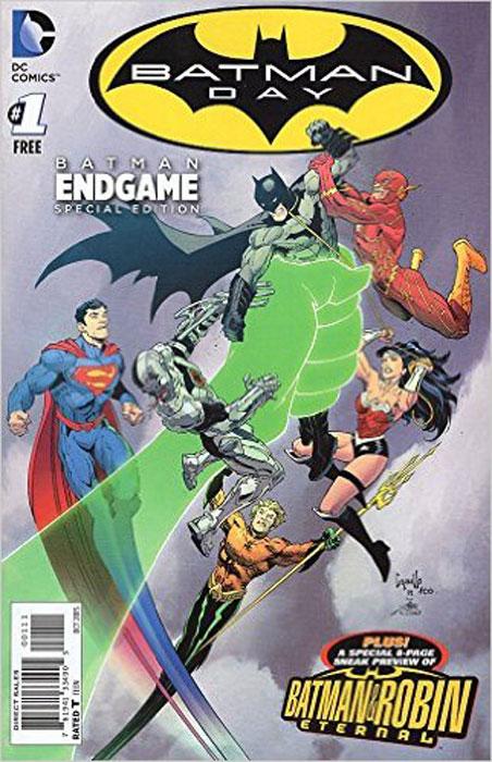 Batman: Endgame: Special Edition №1 phoenix 20109 b787 9 tomo ja830a dachi 1 200 ana commercial jetliners plane model hobby