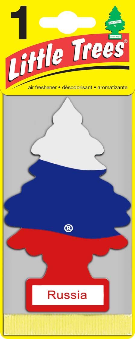 Освежитель Car-Freshner Елочка. Российский флагU1P-19974-RUSSОсвежитель Car-Freshner Елочка. Российский флаг эффективно нейтрализует посторонние запахи и наполняет воздух приятным насыщенным ароматом. Подвесьте освежитель за шнурок в любом удобном месте - в салоне автомобиля, дома или в офисе - и получайте удовольствие! Характеристики: Материал: картон. Размер освежителя:7 см x 11,5 см. Производитель:США.