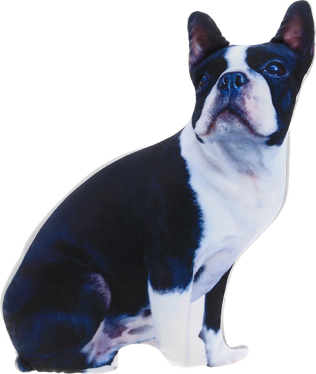 СмолТойс Мягкая игрушка-антистресс Собачка 30 см малышарики мягкая игрушка собачка 25 см