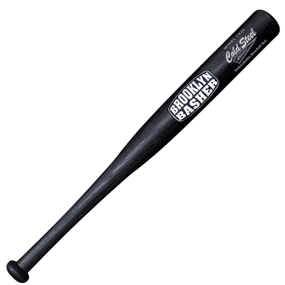 Бита бейсбольная Cold Steel Brooklyn Basher, 60,9 смCS/92BSBZБейсбольная бита Cold Steel Brooklyn Basher определенно вам понадобится, если вы собралисьприобщиться к такой увлекательной игре как бейсбол. Бита изготовлена из ударопрочногополипропилена путем точного литья подавлением, она не дает трещин, не коробится и нерасслаивается, как это бывает с деревянными битами, а благодаря своей текстуре,напоминающей дерево, и шнурку бита обеспечивает надежный, безопасный, нескользящий хватдаже если у вас холодные, мокрые или грязные руки.Сегодня профессиональный бейсболпривлекает на стадионы миллионы зрителей и развлекает миллионы людей, которые слушаютили смотрят трансляции по радио и телевидению. Длина: 60,9 см.