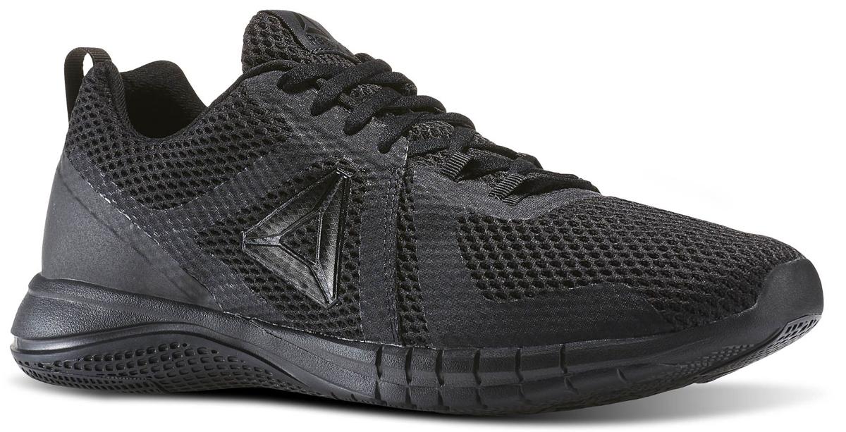 Купить Кроссовки мужские для бега Reebok Print Run 2, цвет: черный. BD2659. Размер 12 (46, 5)