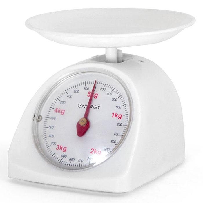Energy EN-405МК, White кухонные весы energy весы напольные механические enм 408b energy