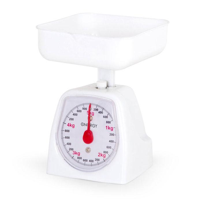 Energy EN-406МК, White кухонные весы energy весы напольные механические enм 408b energy