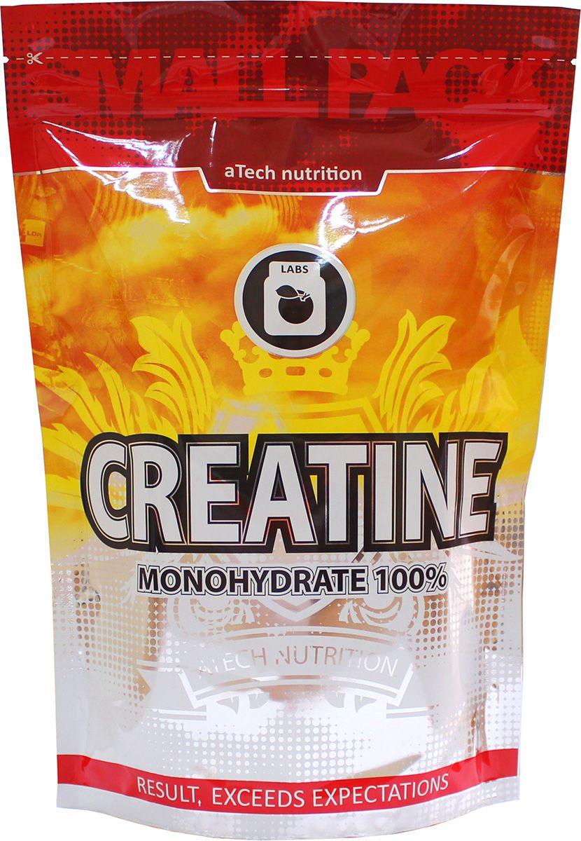 Креатин aTech Nutrition Creatine Monohydrate 100%, 300 г футболка wearcraft premium slim fit printio 8 марта бриллианты
