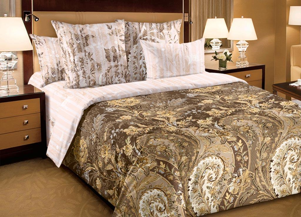 Комплект белья Primavera Узоры, 1,5-спальный, наволочки 70x70