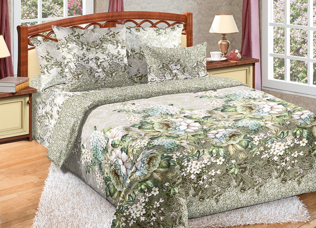 Комплект белья Primavera Роза, 1,5-спальный, наволочки 70x70