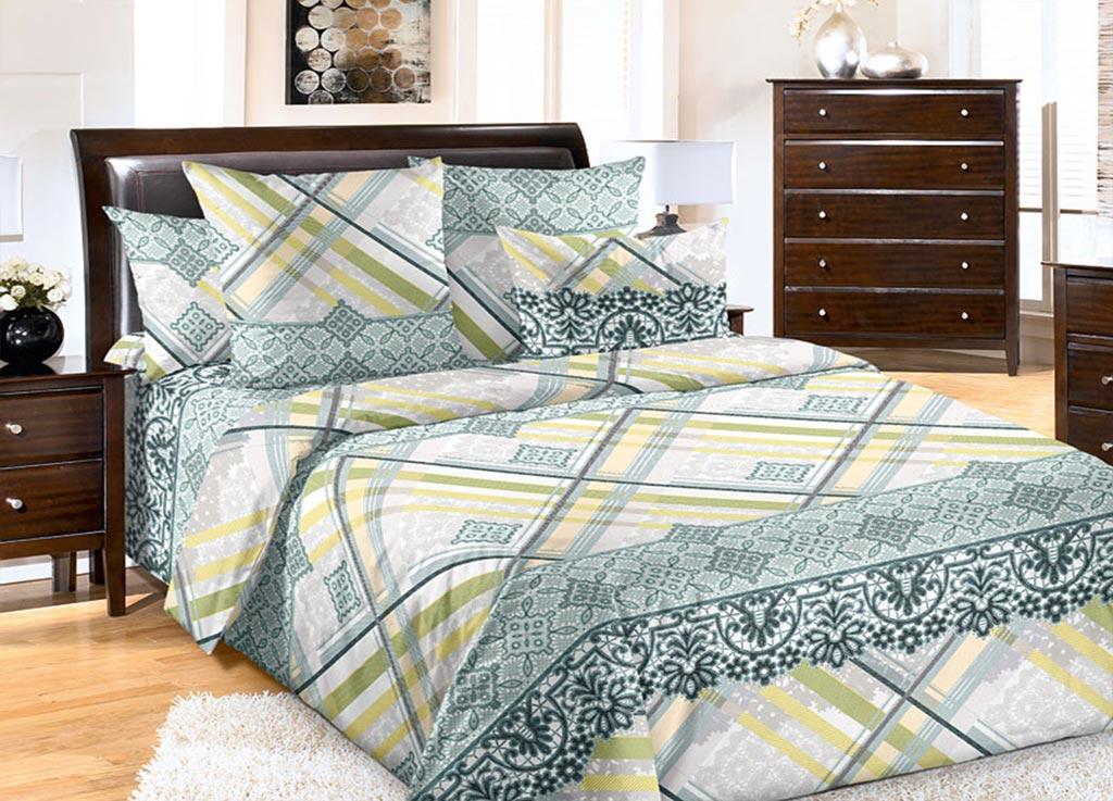 Комплект белья Primavera Кружево, 1,5-спальный, наволочки 70x70