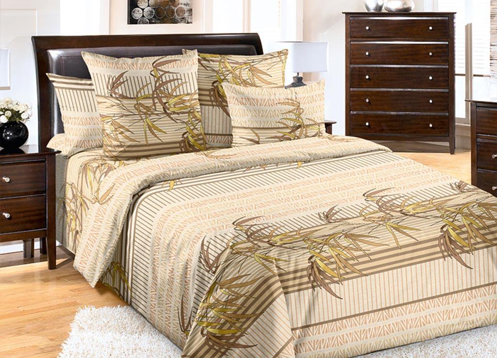 """Комплект постельного белья Primavera """"Бамбук"""" является экологически безопасным для всей семьи, так как выполнен из высококачественного хлопка. Комплект состоит из пододеяльника на молнии, простыни и четырех наволочек. Постельное белье оформлено ярким рисунком и имеет изысканный внешний вид. Постельное белье из хлопка превращает жаркие летние ночи в прохладные и освежающие, а холодные зимние - в теплые и согревающие. Приобретая комплект постельного белья Primavera """"Бамбук"""", вы можете быть уверенны в том, что покупка доставит вам и вашим близким удовольствие и подарит максимальный комфорт."""