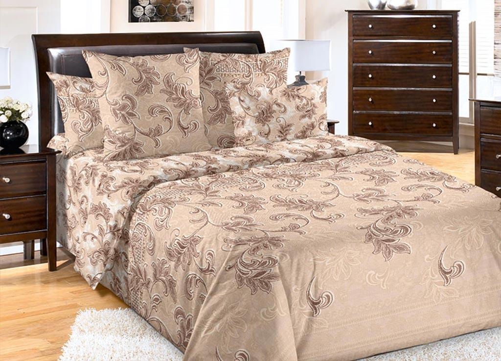 Комплект белья Primavera Вензеля, 1,5-спальный, наволочки 70x70 primavera