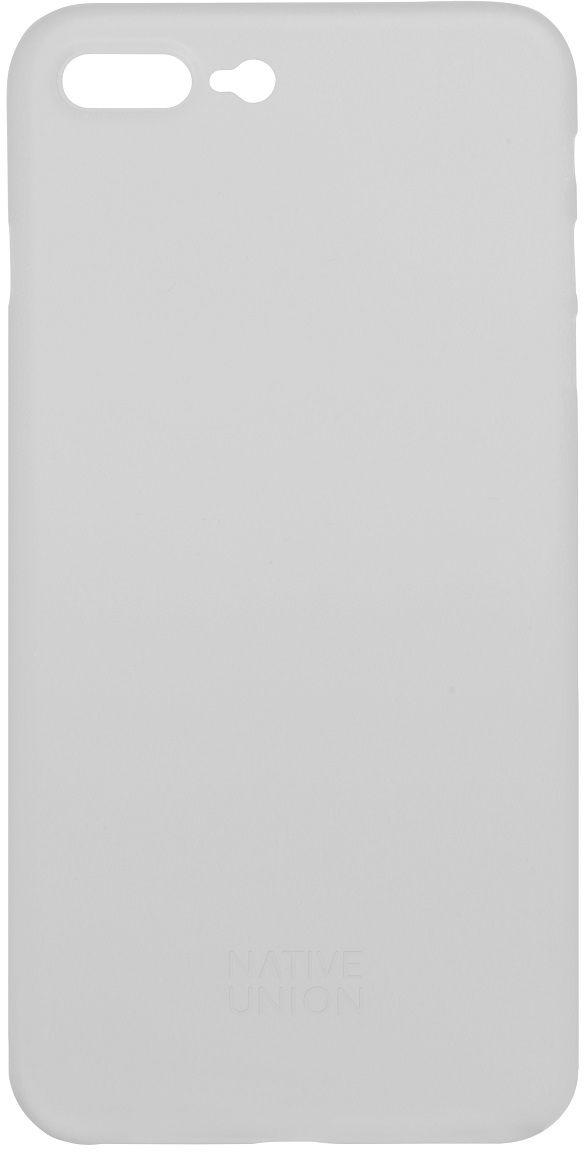 Native Union Clic Air чехол для iPhone 7 Plus/8 Plus, Clear ультра тонкий 0 7 мм тонкий алюминиевый металл рамки бампера чехол для iphone 5 5s