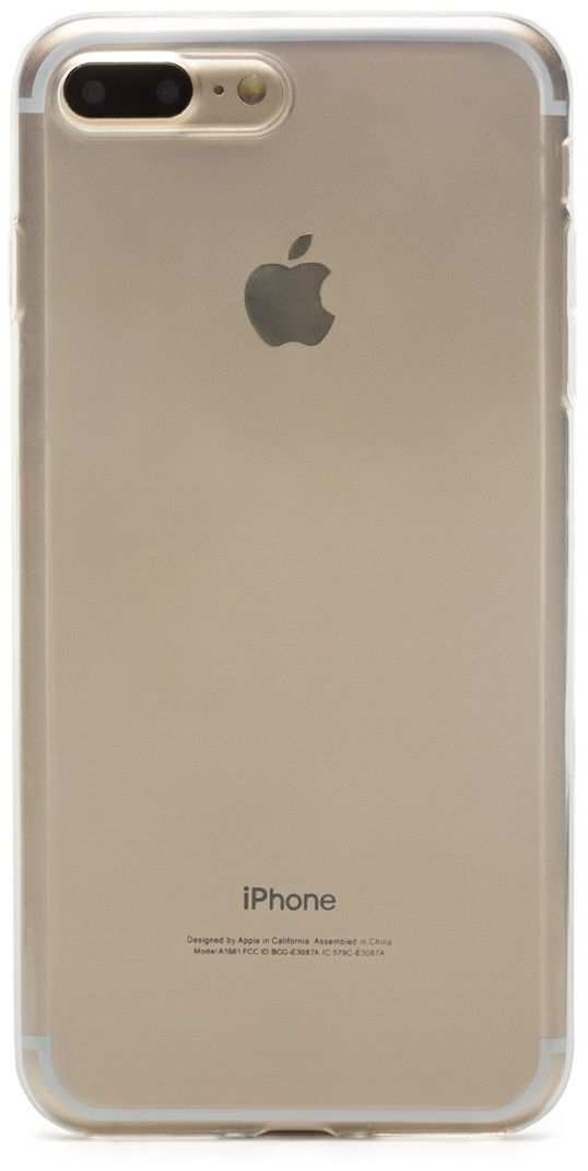 UBear Soft Tone Case чехол для iPhone 7 Plus/8 Plus, Clear