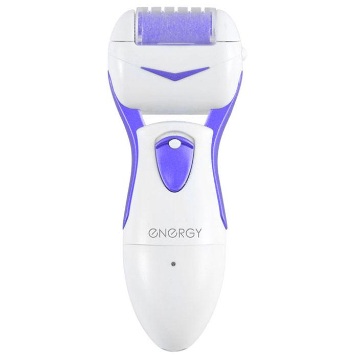 Energy EN-730, White Purple роликовая пилка - Маникюр и педикюр