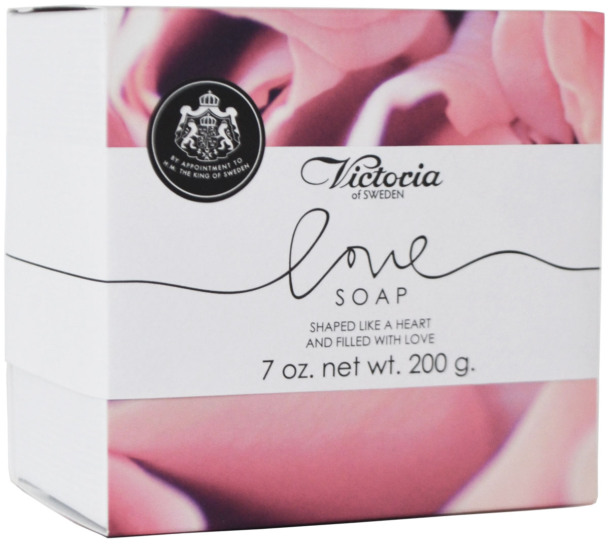 Victoria Soap Мыло для тела Love Soap Day, 200 г