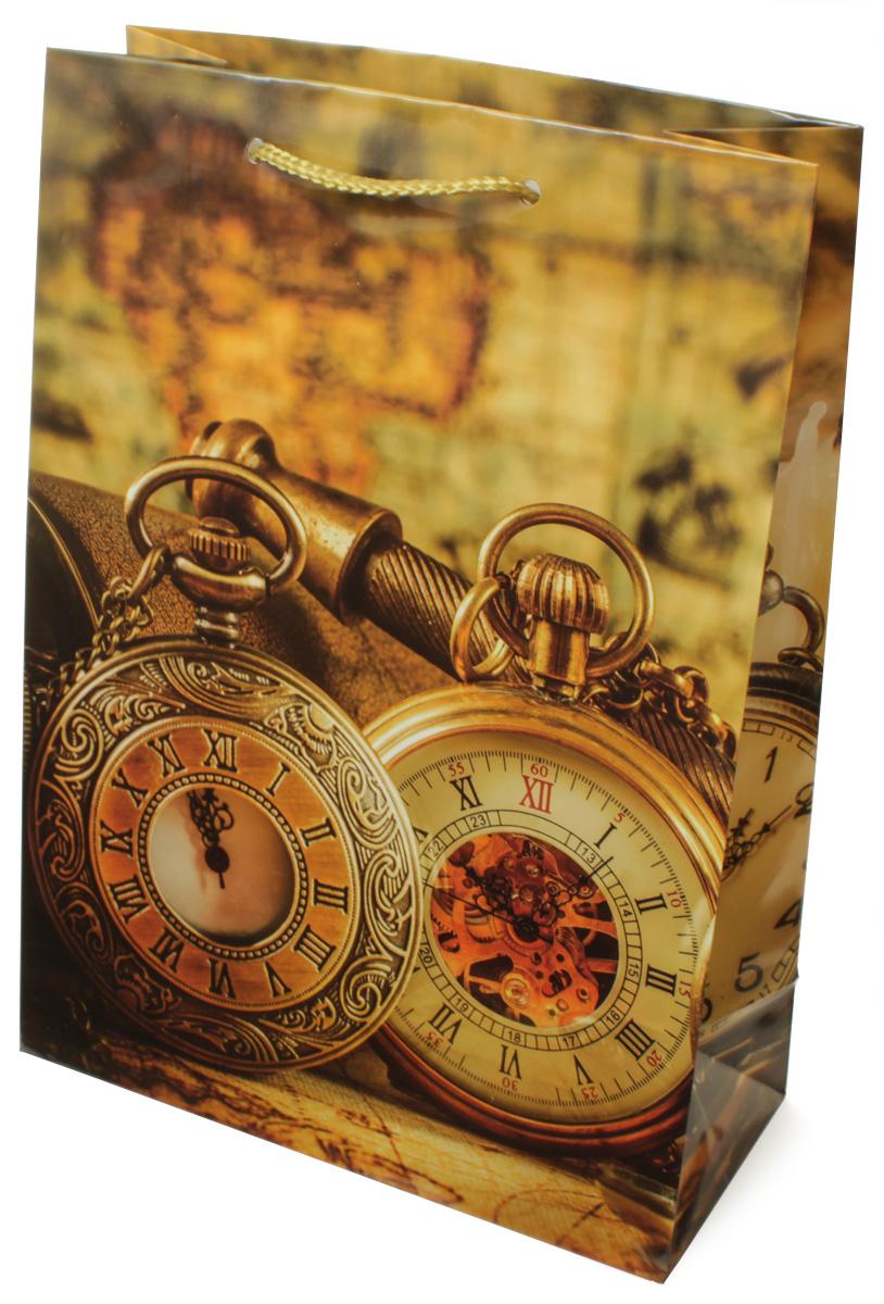 Пакет подарочный МегаМАГ Часы, 22 х 31 х 10 см. H2. 7062 ML7062 MLПодарочный пакет МегаМАГ, изготовленный из плотной ламинированной бумаги, станет незаменимым дополнением к выбранному подарку. Для удобной переноски на пакете имеются ручки-шнурки.Подарок, преподнесенный в оригинальной упаковке, всегда будет самым эффектным и запоминающимся. Окружите близких людей вниманием и заботой, вручив презент в нарядном, праздничном оформлении.