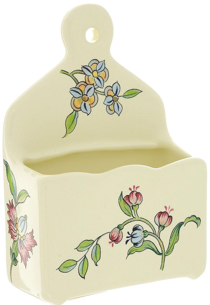 Подставка для спичек Nuova Cer Прованс, 9 х 14 х 4,5 см ваза керамическая 14 х 9 х 30 см