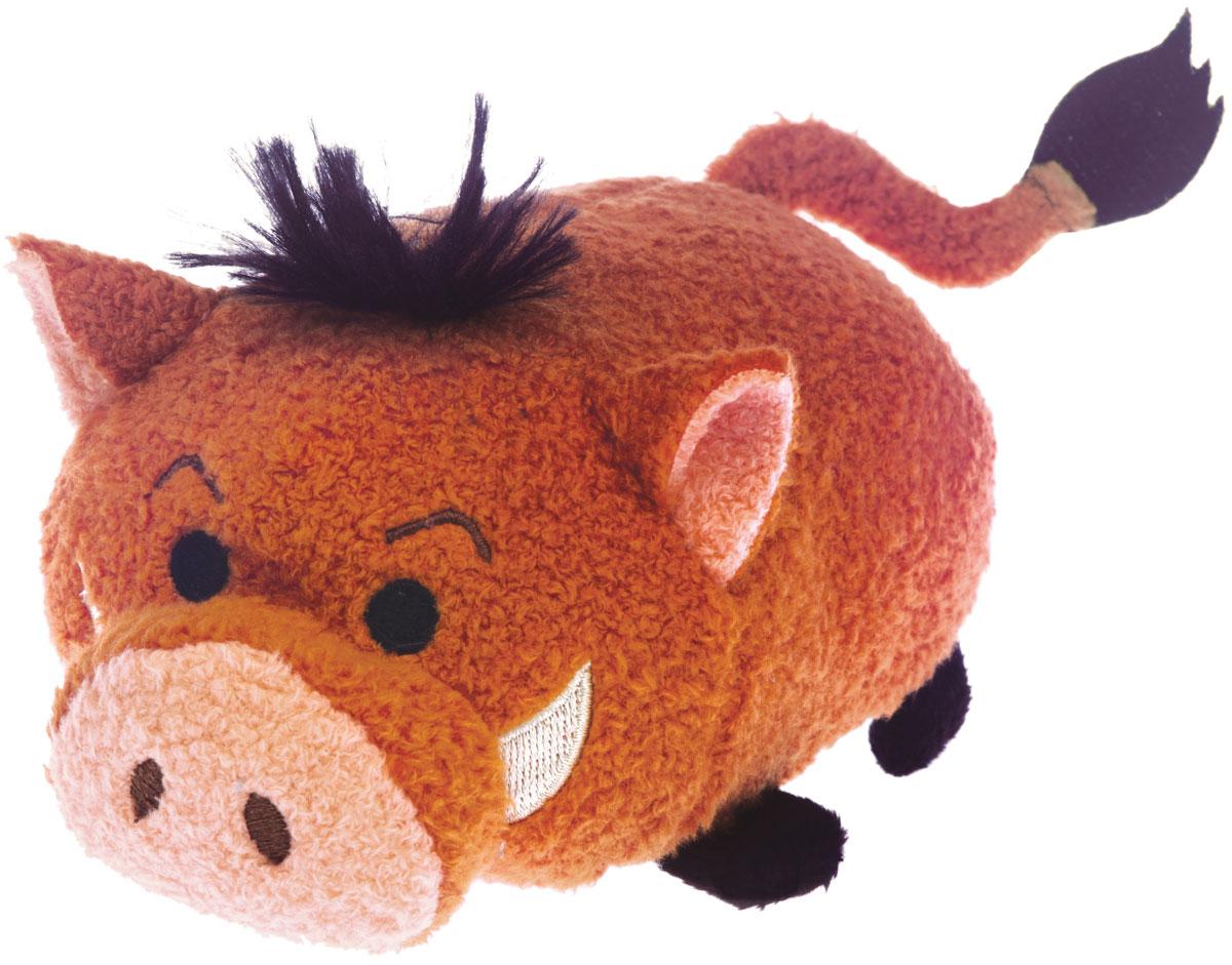 Tsum Tsum Мягкая озвученная игрушка Пумба 13 см new in box tsum tsum stack n play toy shop original